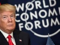"""لمواجهة أزمة الإغلاق الحكومي.. ترامب يلغي رحلة الوفد الأمريكي إلى """"دافوس الاقتصادي"""""""