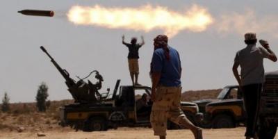 بنحو 50 قتيل وجريح.. ارتفاع حصيلة ضحايا اشتباكات ليبيا