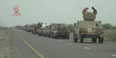ألوية العمالقة تحبط محاولة جديدة لتسلل الحوثيين بالتحتيا.. تفاصيل