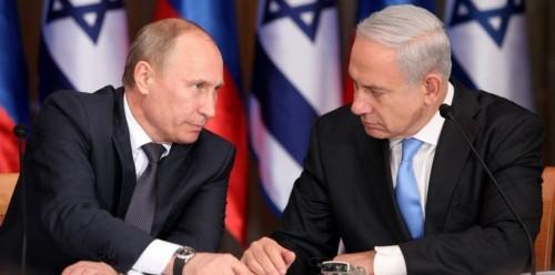 تنسيق إسرائيلي روسي لضرب أهدافاً إيرانية بسوريا