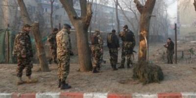 خاما برس: مقتل 28 مسلحا من حركة طالبان