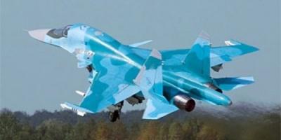 الدفاع الروسية تعلن عن وقوع حادثة احتكاك بين مقاتلتين