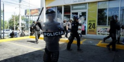 مقتل 4 من الشرطة فى نيكاراجوا على يد عصابة إجرامية