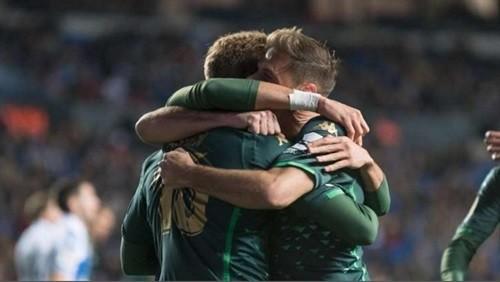 صعود ريال بيتيس ووإسبانيول إلى ثمن نهائي كأس ملك إسبانيا