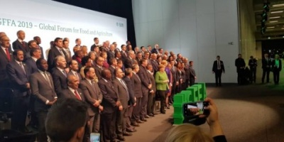 بعد غياب 4 سنوات.. اليمن يشارك في اجتماع الرقمنة الزراعية بألمانيا