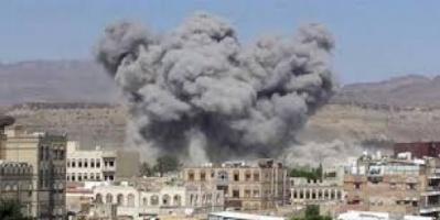 مصرع 9 حوثيين في غارة لمقاتلات التحالف بتعز