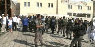 تحذيرات فلسطينية من استمرار اعتداءات الاحتلال  الإسرائيلي على القدس