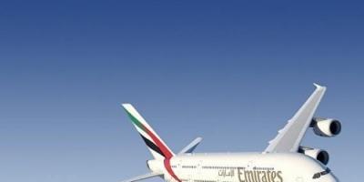 طيران الإمارات تشغل طائرة A380 إلى عمّان خلال أشهر الصيف