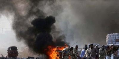 بسيارة مفخخة.. إرهابيون يستهدفون مركزاً عسكرياً جنوبي الصومال