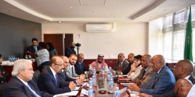 الفالح يزور جنوب إفريقيا لتعزيز الشراكة بين البلدين