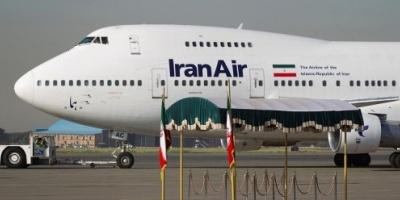 """بالصور.. لعنة """" العقوبات الأمريكية """" تصيب أسطول طائرات إيران"""
