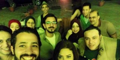 """بعد عرض مسرحية """" العيال رجعت """" في سلطنة عمان.. نهال عنبر سعيدة بحفاوة الاستقبال"""