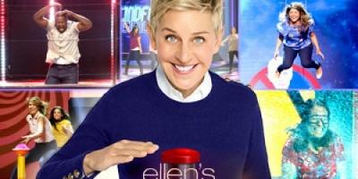 شبكة NBC تعلن تجديد برنامجها Ellen's Game of Games لموسم ثالث