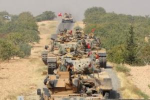 تعزيزات جديدة للجيش التركي على حدود سوريا