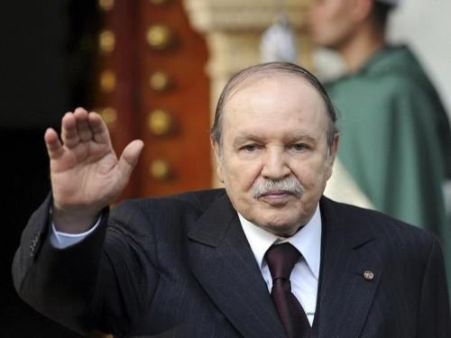 بعد إعلان موعد الانتخابات.. أحزاب جزائرية ترشح بوتفليقة لولاية خامسة