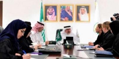 مركز الملك سلمان يبحث التعاون مع منسقة الشؤون الإنسانية باليمن