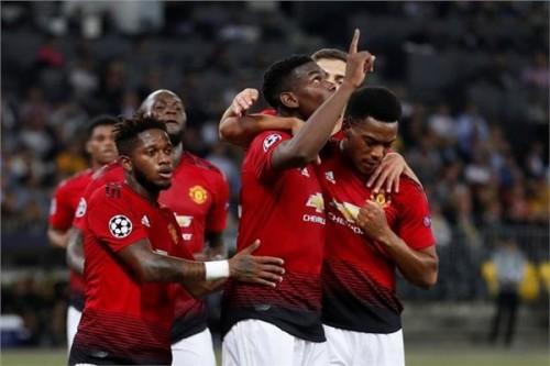 مانشستر يونايتد يفوز 2-1 على برايتون في الدوري الإنجليزي