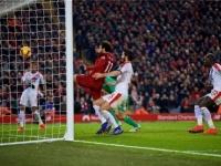 محمد صلاح أفضل لاعب في مباراة ليفربول وكريستال بالاس بتصويت الجمهور