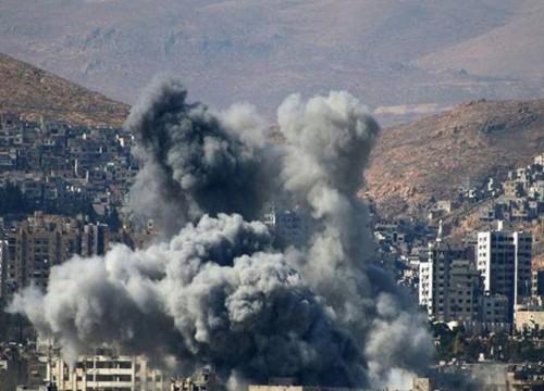 """"""" دمشق """" تتصدر قائمة الهاشتاج على تويتر"""