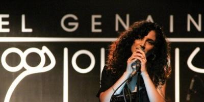 المطربة ربى شمشوم تستعد لانطلاق جولتها الغنائية بفلسطين