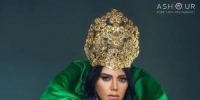 """رانيا يوسف توشك على الانتهاء من فيلم """" دماغ شيطان """""""