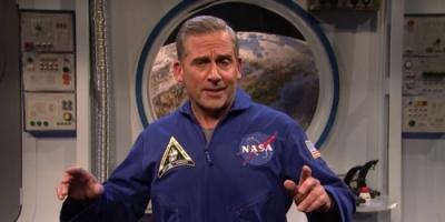 شبكة نتفلكش تطرح إعلان مسلسلها الجديد Space Force