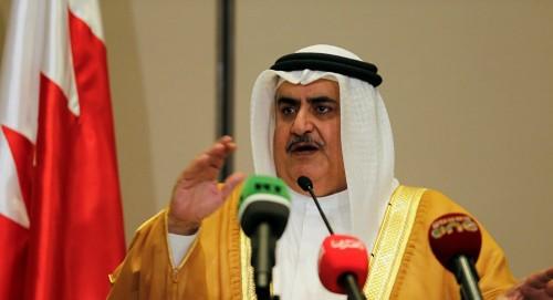 البحرين تدعو لعمل عربي مشترك