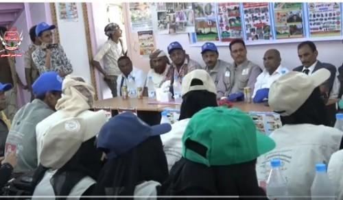 54550 مستفيدًا من حملة التوعية بمخاطر الألغام بمديريات الساحل الغربي بالحديدة (فيديو)