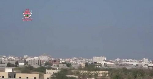 تعزيزات عسكرية حوثية على خطوط المواجهة لألوية العمالقة بالحديدة