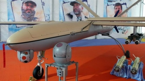 التحالف: سنواصل قطع طريق تهريب الطائرات المُسيرة للحوثيين