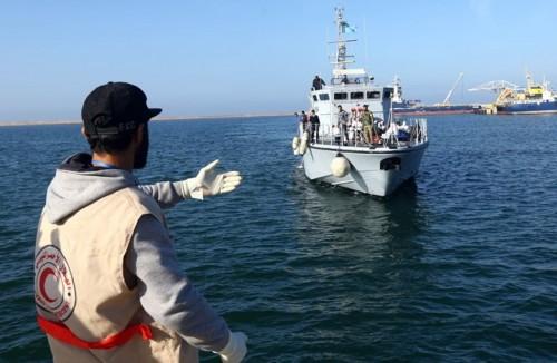منظمة: احتجاز المهاجرين في ليبيا مسؤولية الاتحاد الأوروبي