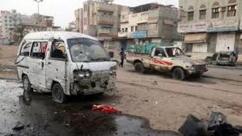 المنهالي ومسؤول إماراتي يستعرضان مع سفراء مجلس الأمن خروقات الحوثي بالحديدة