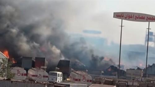 استشهاد موظف جرّاء قصف حوثي على مجمع إخوان ثابت بالحديدة