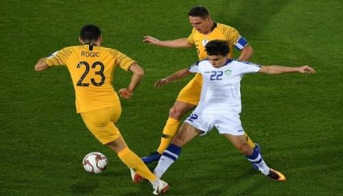 أستراليا تقصي أوزباكستان من كأس أمم آسيا