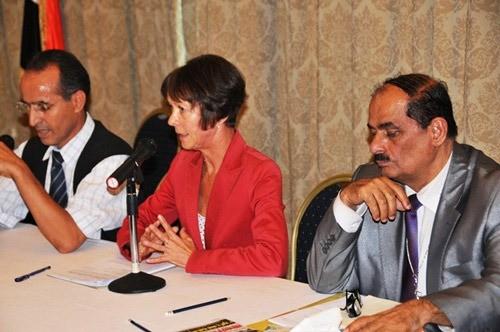 سفيرة ألمانيا تؤكد دعم بلادها لجهود السلام باليمن