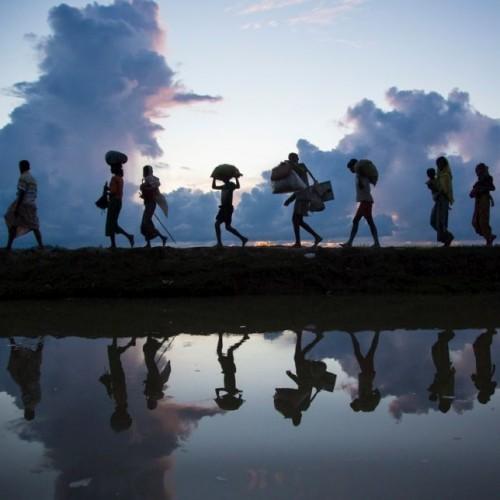 مفوضية اللاجئين تسلط الضوء على أشخاص أُجبروا على الفرار من منازلهم