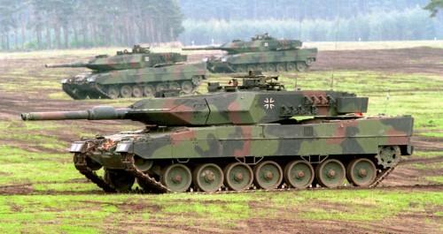اتفاقية مصنع دبابات تركي مع قطرية بقيمة 20 مليار دولار