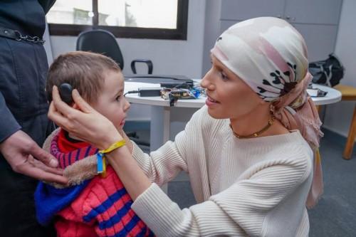 بعد إصابتها بالسرطان.. أسماء الأسد تظهر مجددا برفقة أطفال