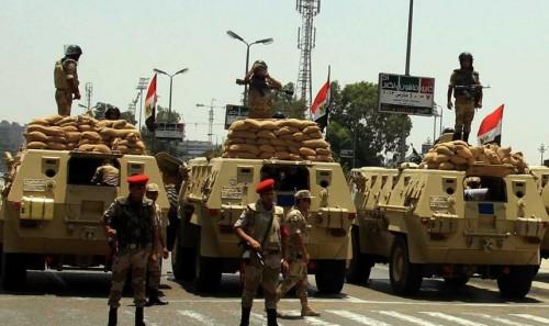 مقتل 7 جنود ونحو 60 إرهابياً في اشتباكات بمصر