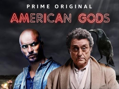 شبكة Starz تطرح إعلان الموسم الثاني لمسلسل American Gods