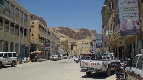 مسلحون مجهولون يطلقون النار على مواطن بمدينة القطن