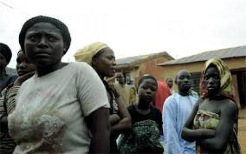 مكافحة تهريب البشر: احتجاز 20 ألف امرأة وفتاة نيجيرية بمالي
