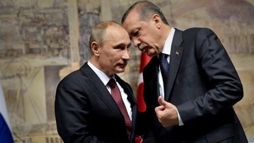 "هل يحصد أردوغان أطماعه من سوريا خلال مشاوراته مع ""بوتين""؟"