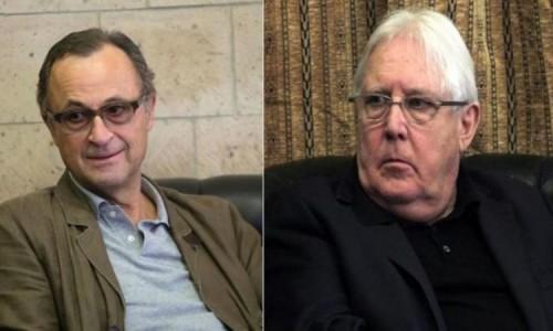 خلافات بين غريفيث وكاميرت.. والمبعوث الأممي يرفض نقل الاجتماعات خارج اليمن