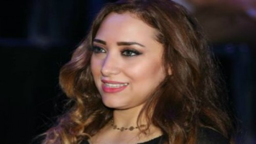 هبة يوسف نجمة أرب أيدول تنتهي من تسجيل أغنية جديدة