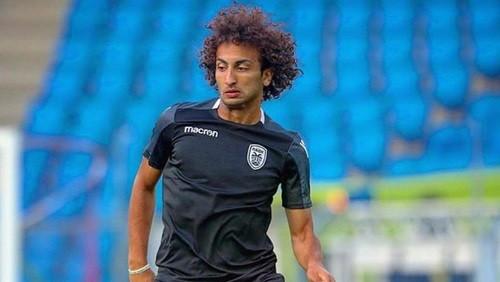 لاعب منتخب مصر ينتقل إلى أتروميتوس اليوناني