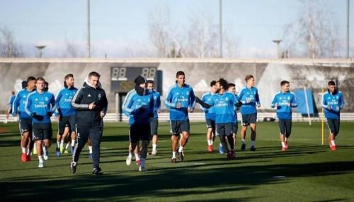 عودة نجوم ريال مدريد إلى مران الفريق