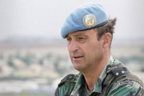 العربية: جنرال دنماركي سيحل محل كاميرت في الحديدة