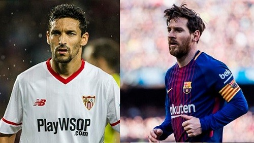 بث مباشر مباراة برشلونة واشبيلية في كاس ملك اسبانيا اليوم 23-1-2019