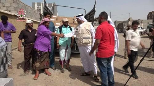 افتتاح مشروع إعادة تأهيل وترميم مستشفى المخاء العام بدعم الهلال الإماراتي (فيديو)